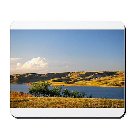 Lake Sakakawea Mousepad