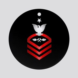Navy Senior Chief Aviation Structure Mechanic Orna