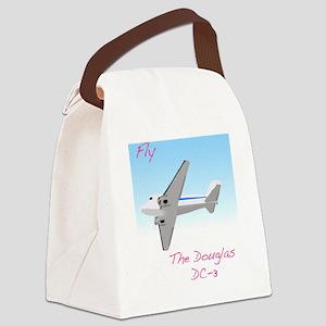 Douglas DC3 Canvas Lunch Bag