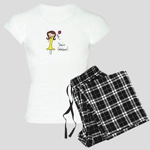 Fabulous Flo Pajamas