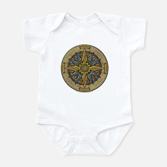 Celtic Compass Infant Bodysuit