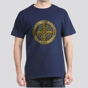 Celtic Compass Dark T-Shirt