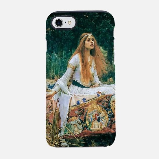 Waterhouse: Lady of Shalott iPhone 7 Tough Case