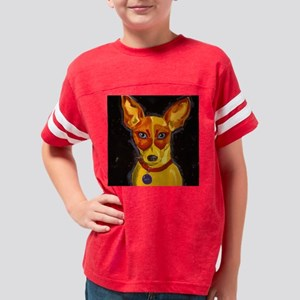 3-Lucy Youth Football Shirt