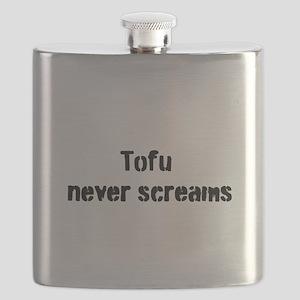 Tofu Never Screams Flask