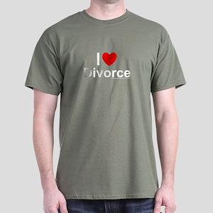 Divorce Dark T-Shirt