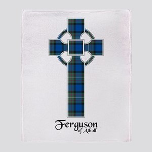 Cross - Ferguson of Atholl Throw Blanket