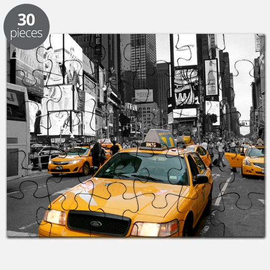 New York Times Square-Pro Photo Puzzle