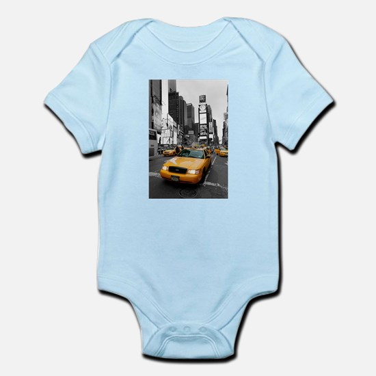 New York Times Square-Pro Photo Infant Bodysuit