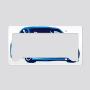 Coupe License Plate Holder