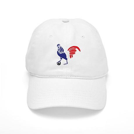 France Le Coq Flag Cap
