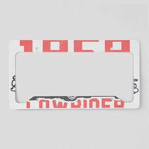 59er Lowrider License Plate Holder