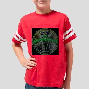 QuintsGreenPillow Youth Football Shirt
