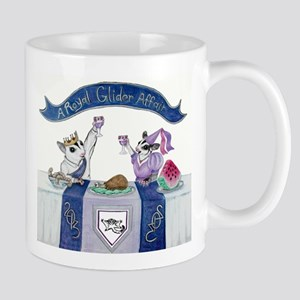 A Royal Glider Affair Mug