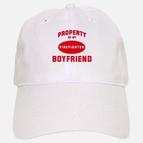 BOYFRIEND Firefighter-Propert Baseball Baseball Cap