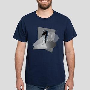 Cyclist Dark T-Shirt