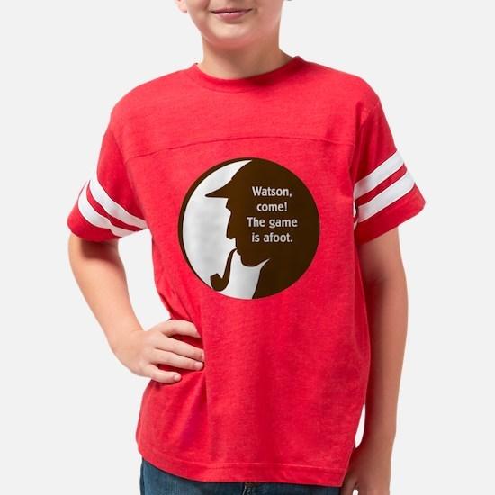 Holmes-4 Youth Football Shirt