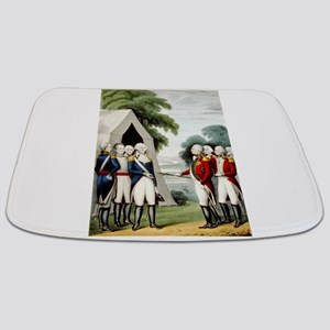 Surrender of Cornwallis - 1845 Bathmat