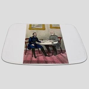 Surrender of Genl. Lee, at Appomattox - 1865 Bathm