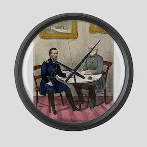 Surrender of Genl. Lee, at Appomattox - 1865 Large