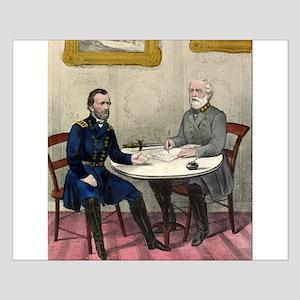 Surrender of Genl. Lee, at Appomattox - 1865 Small