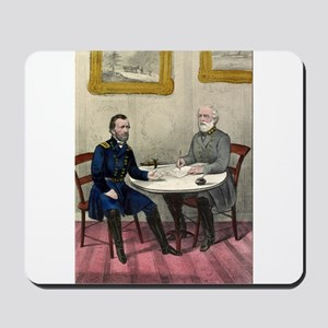 Surrender of Genl. Lee, at Appomattox - 1865 Mouse