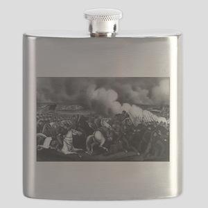 The battle of Antietam - 1863 Flask