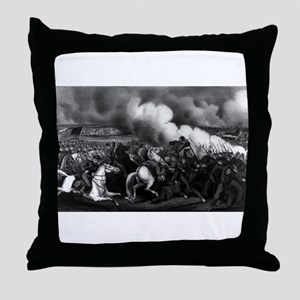 The battle of Antietam - 1863 Throw Pillow