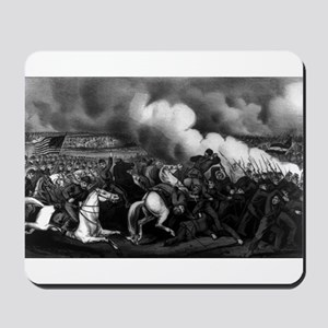 The battle of Antietam - 1863 Mousepad