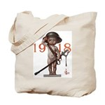 Baby New Year: 1918 Tote Bag