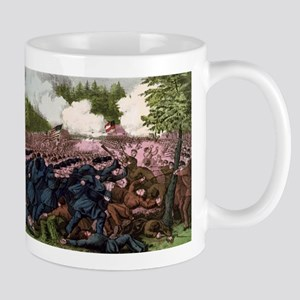 The Battle of Fair Oaks, Va - 1862 11 oz Ceramic M