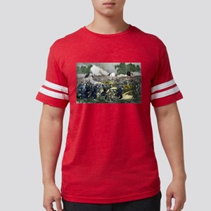 The battle of Gettysburg, Pa - 1863 Mens Football