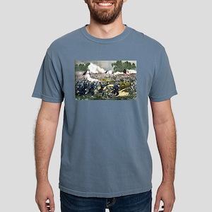 The battle of Gettysburg, Pa - 1863 Mens Comfort C