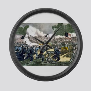 The battle of Gettysburg, Pa - 1863 Large Wall Clo