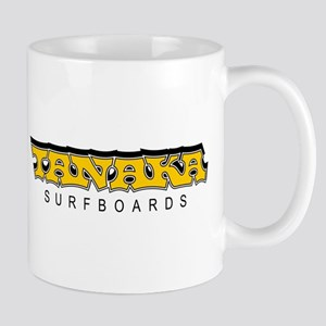 New 60's Tanaka Surfboards Mug
