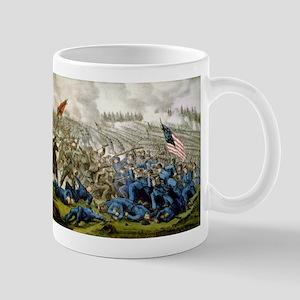 The battle of Petersburg Va - 1865 11 oz Ceramic M