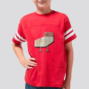 justturkey copy Youth Football Shirt