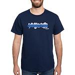 Island Hibiscus Filipina Dark T-Shirt