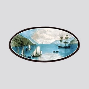The Bay of Annapolis - Nova Scotia - 1907 Patch