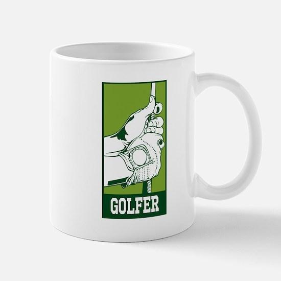 Personalized Golfer Mug