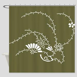Decorative - Decoration - Oriental Shower Curtain