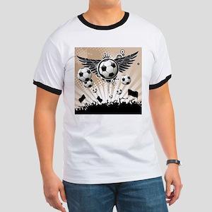 Decorative - Soccer - Football T-Shirt
