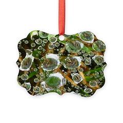 Dew on Grass 1x2 Ornament