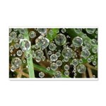 Dew on Grass 1x2 Wall Decal