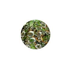 Dew on Grass 1x2 Mini Button (10 pack)