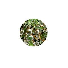 Dew on Grass 1x2 Mini Button