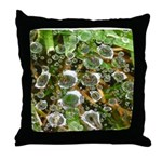 Dew on Grass 1x2 Throw Pillow