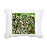 Dew on Grass 1x2 Rectangular Canvas Pillow