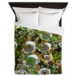 Dew on Grass 1x2 Queen Duvet