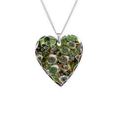 Dew on Grass 1x2 Necklace